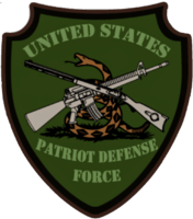 United States Patriot Defense Force