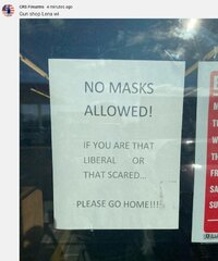 NO MASKS ALLOWED GUN SHOP.JPG